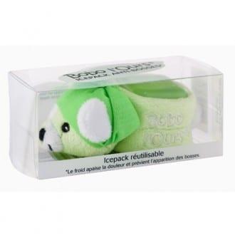 bobo ours vert