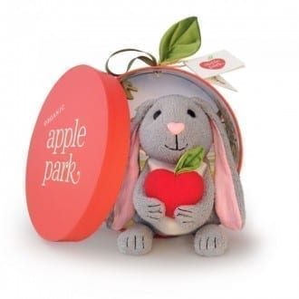 Peluche Lapin Apple Park 2