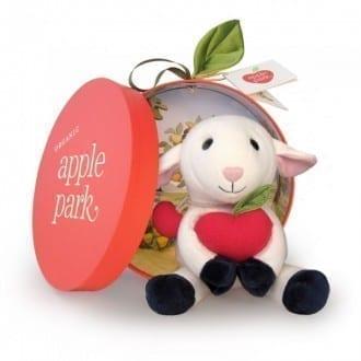 Peluche Mouton Apple Park 2