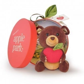 Peluche Ours Apple Park 2